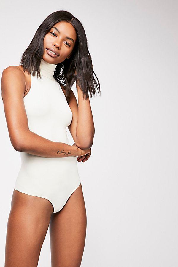 New-Free-People-Womens-Seamless-Turtleneck-Sleeveless-My-Way-Bodysuit-Xs-L-40 thumbnail 6