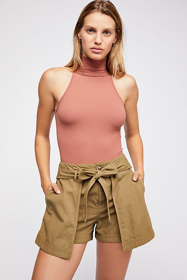 New-Free-People-Womens-Seamless-Turtleneck-Sleeveless-My-Way-Bodysuit-Xs-L-40 thumbnail 19