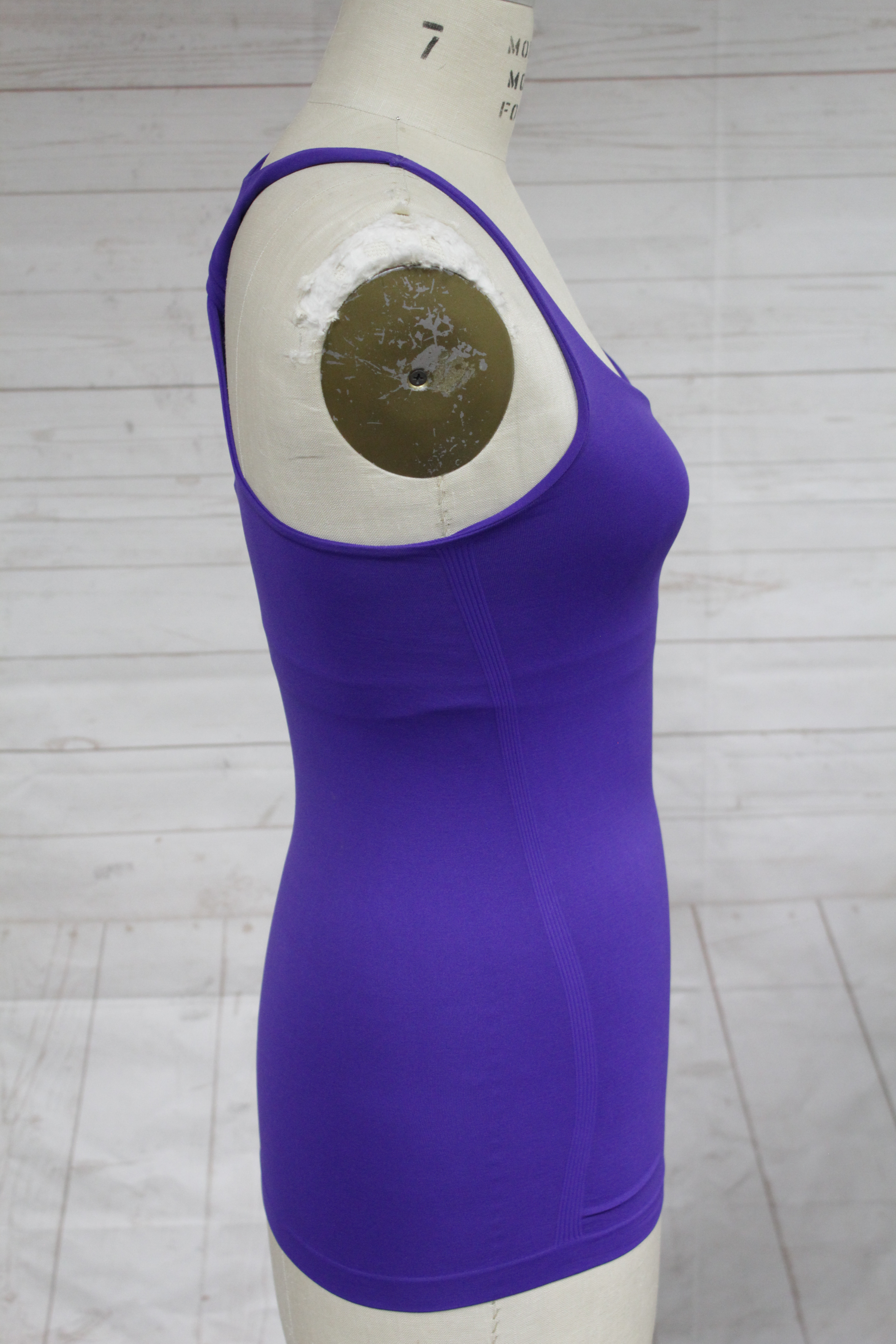 New-Bebe-Womens-The-New-Racerback-Tank-Top-Seamless-Knot-Racerback-Cami-Xs-L-24 thumbnail 23