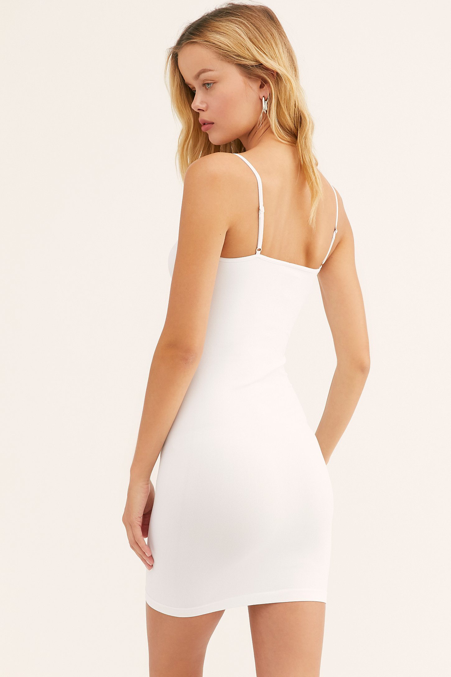 New-Free-People-Intimately-Seamless-Mini-Slip-Bodycon-Dress-Womens-Xs-L-30 thumbnail 41