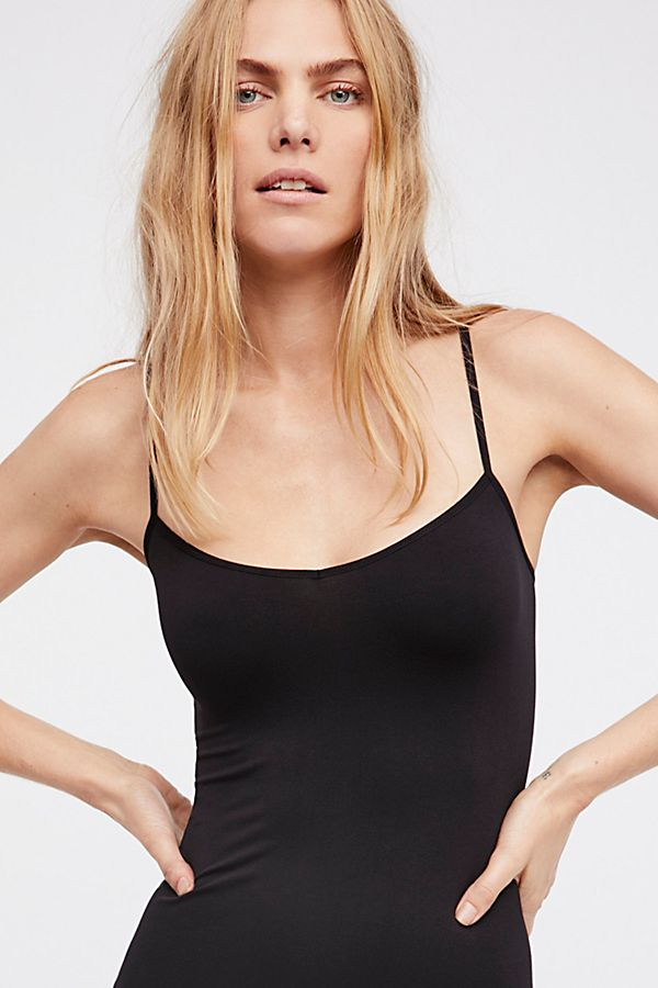 Free-People-Intimately-New-Womens-Tea-Length-Seamless-Slip-Dress-Womens-Xs-L-34 thumbnail 35