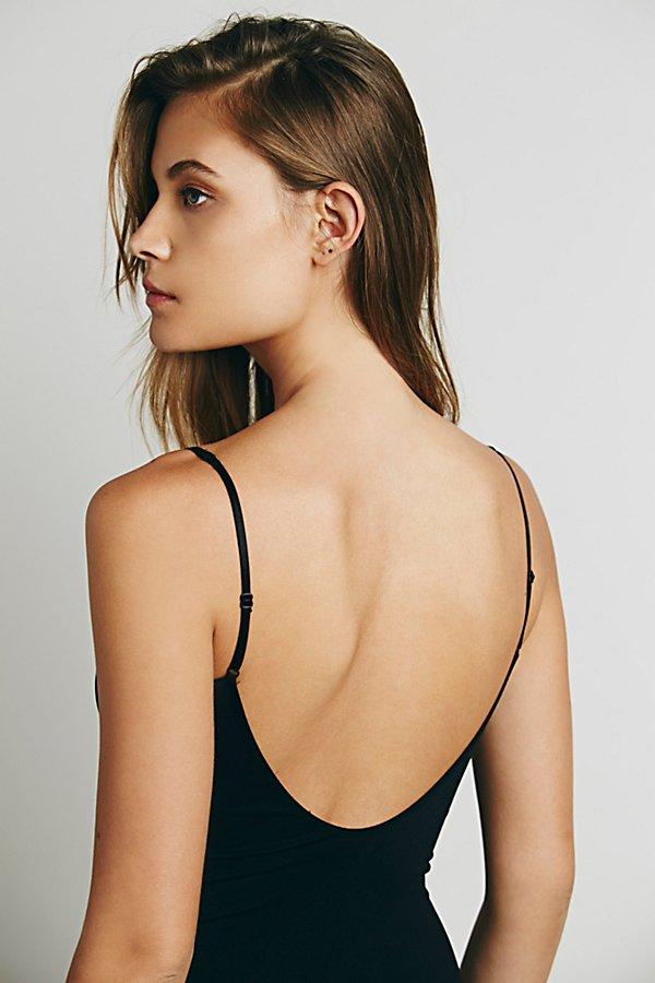New-Free-People-Womens-Seamless-Low-Back-Bodycon-Mini-Slip-Dress-Xs-L-30 thumbnail 16