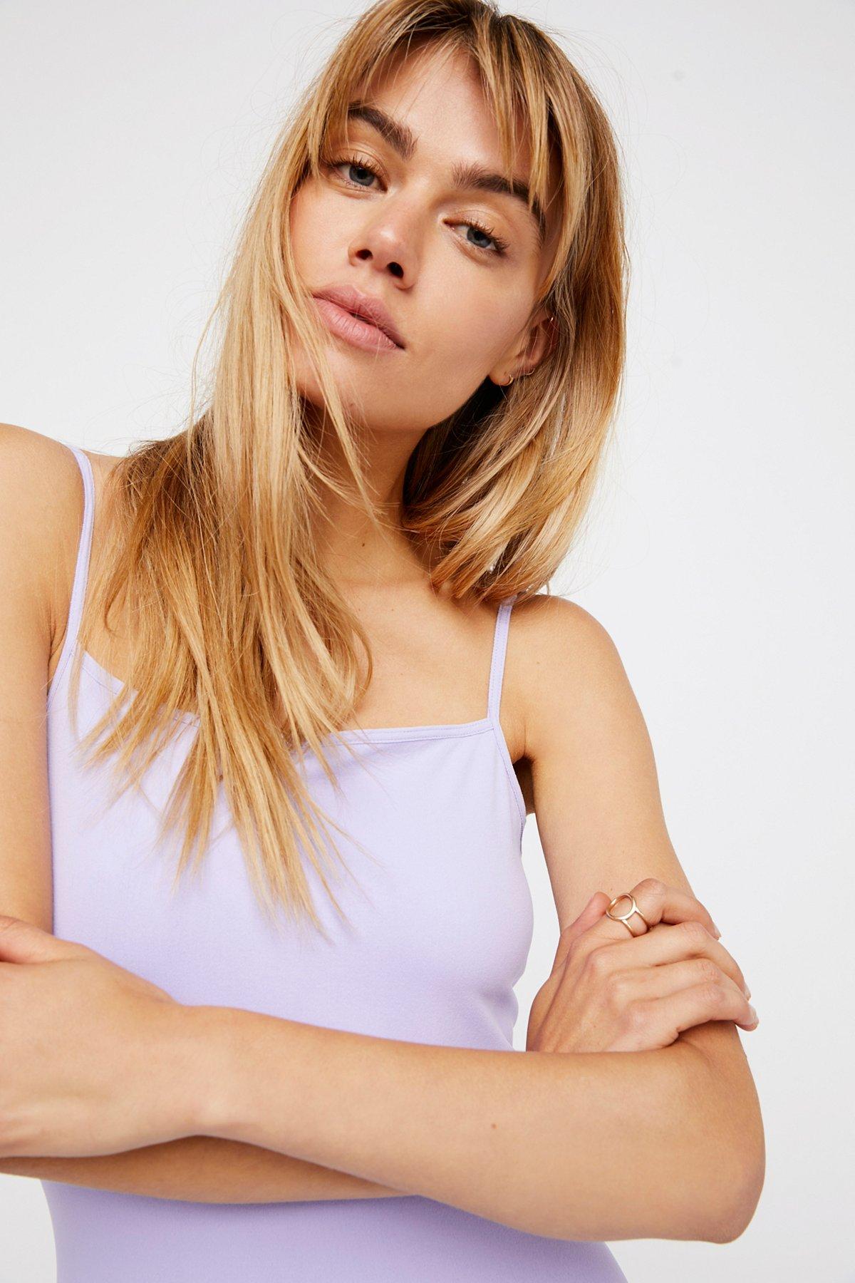 New-Free-People-Womens-Seamless-Low-Back-Bodycon-Mini-Slip-Dress-Xs-L-30 thumbnail 8