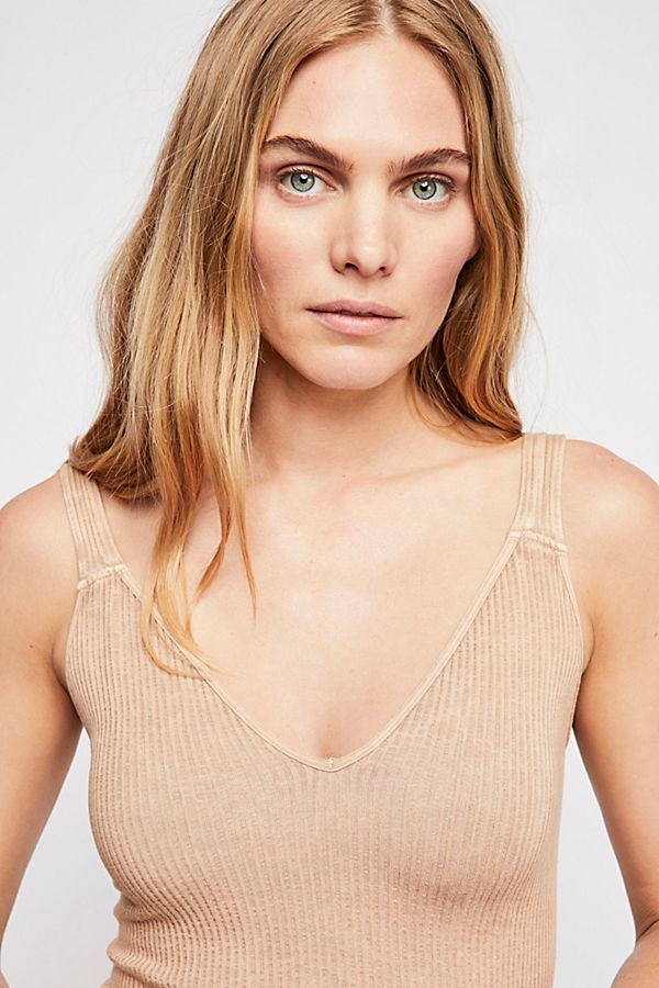 New-Free-People-Intimately-Washed-Seamless-Crop-Top-Ribbed-Cami-Multicolors-38 thumbnail 26