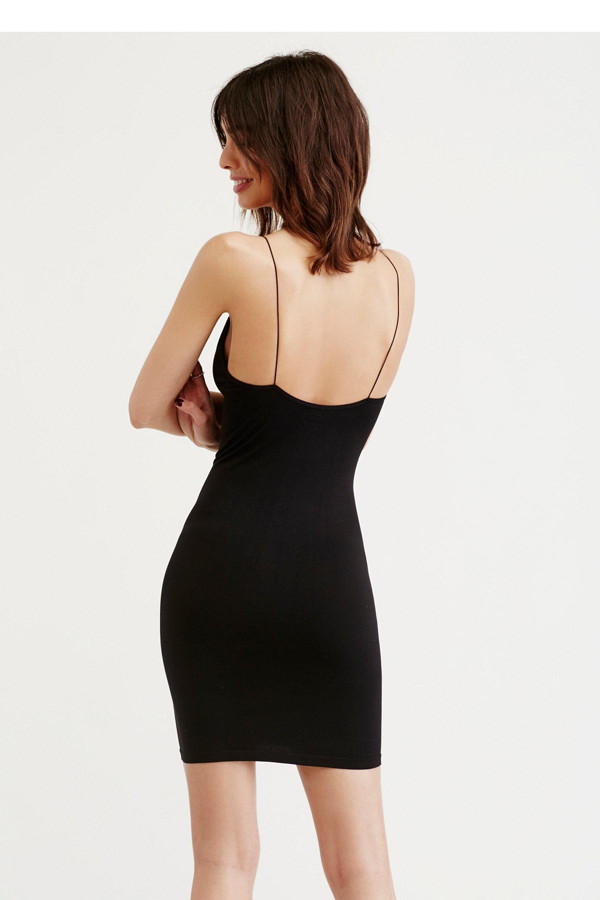 New Free People Intimately Seamless Mini Slip Bodycon Dress Womens Xs-L $30