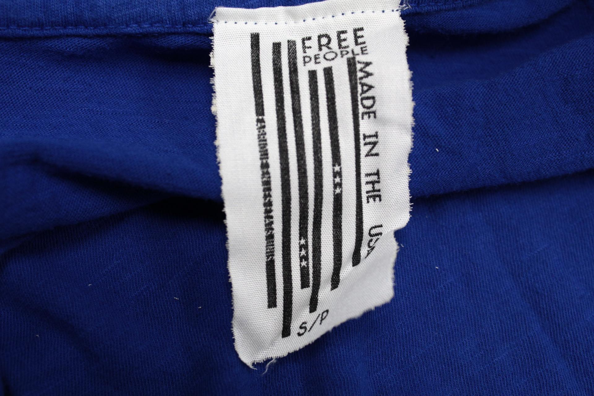 New-Free-People-Melrose-Swing-Tee-100-Cotton-Hi-Lo-Trapeze-Top-Womens-Xs-L-68 thumbnail 4