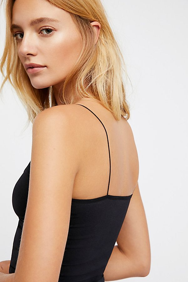Free-People-Intimate-Seamless-Thin-Skinny-Strap-Brami-Cami-Tank-Top-Xs-L-20 thumbnail 30