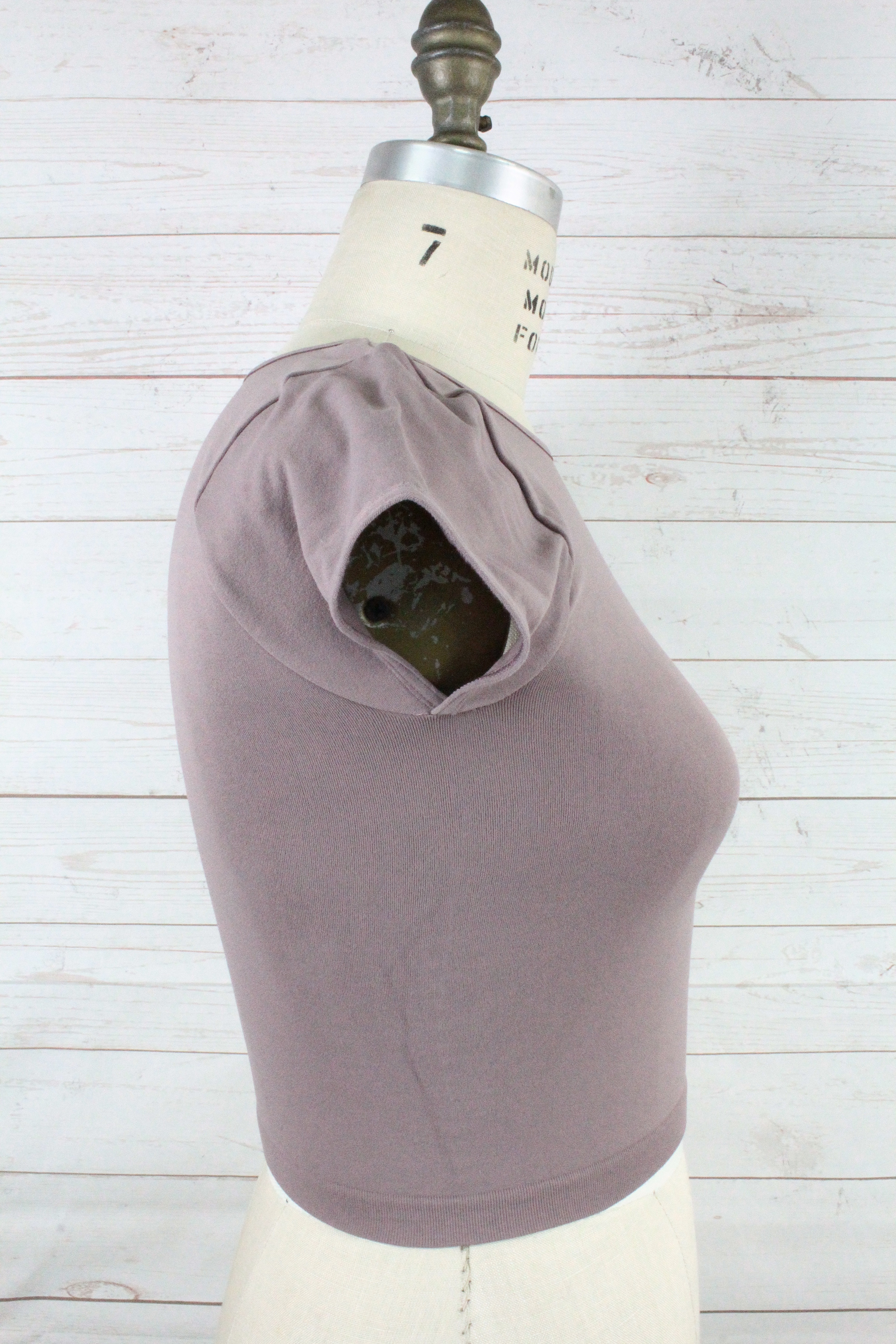 Free-People-Intimate-Cap-Sleeve-Seamless-Cami-Simple-Solid-Crop-Top-Colors-Xs-L thumbnail 7
