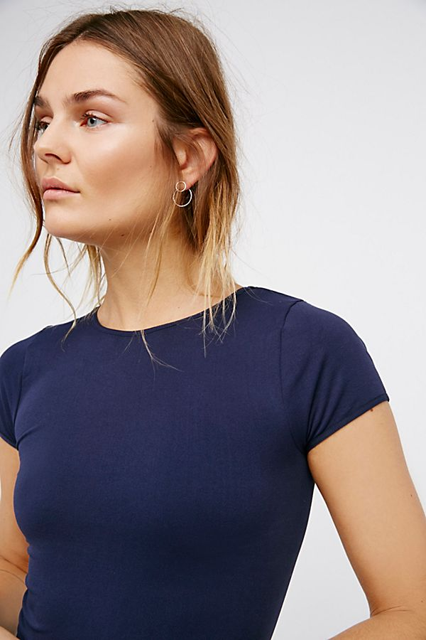 Free-People-Intimate-Cap-Sleeve-Seamless-Cami-Simple-Solid-Crop-Top-Colors-Xs-L thumbnail 34