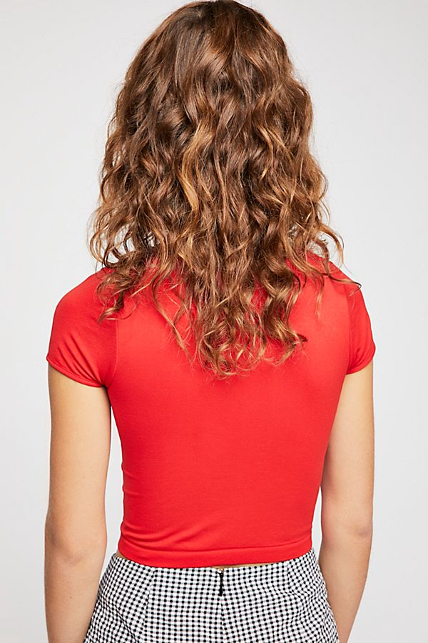 Free-People-Intimate-Cap-Sleeve-Seamless-Cami-Simple-Solid-Crop-Top-Colors-Xs-L thumbnail 25