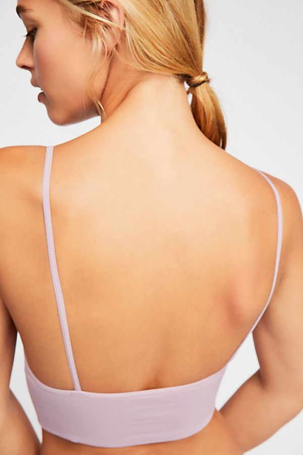 New-Free-People-Womens-Seamless-Stretchy-Ribbed-Ali-Low-Back-Bra-Xs-L-30 thumbnail 21