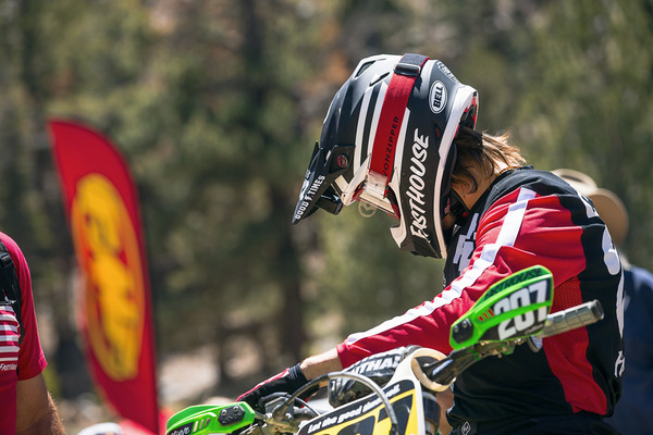 2016 Mammoth Motocross | Vets Race High At 8,000 feet