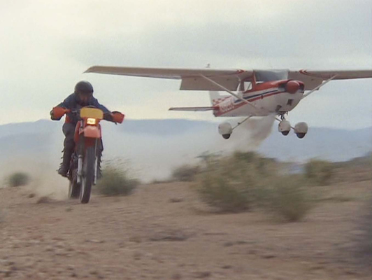Iron Eagle Stunts | Looking Back With Michael Runyard