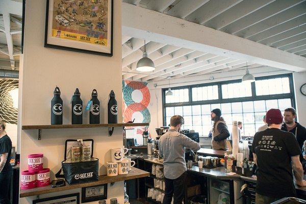 Hot Spot | See See Motor Coffee Co