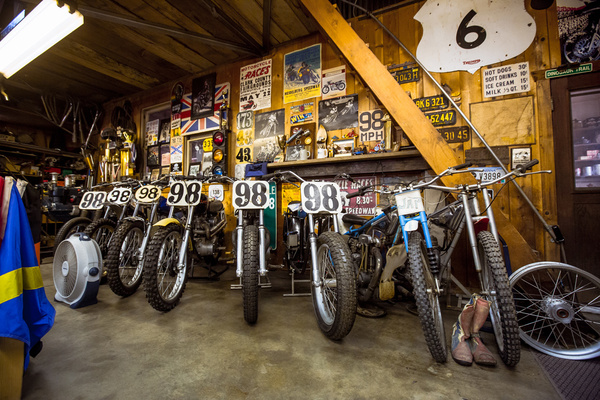 Stuff We Love | Old Bikes And Dirt Track