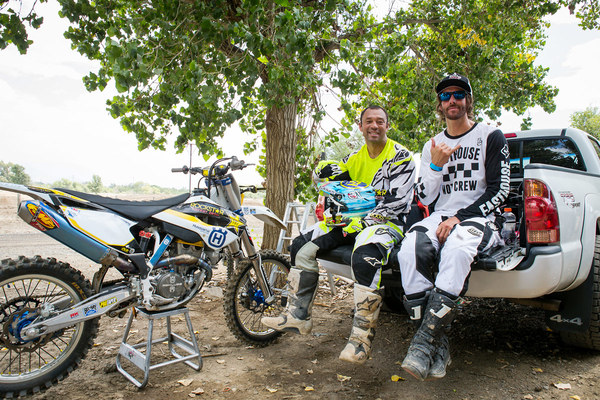 Surfercross | Bench Racing With Castillo And Garcia