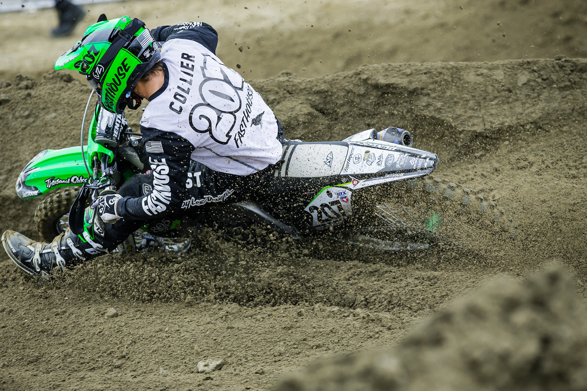 Fasthouse Races Glen Helen | Ironman Collier - Fasthouse