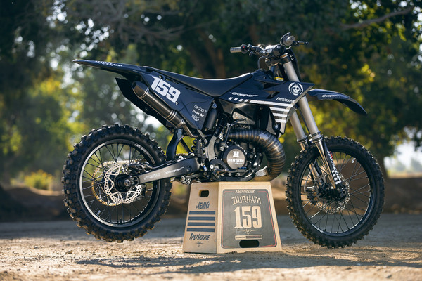 Project Black Sabbath | Gasper Racing Two-Stroke