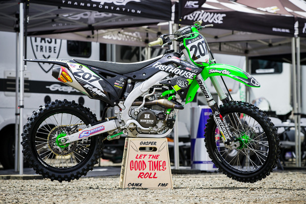 Sean Collier's KX450F | Privateer Weapon