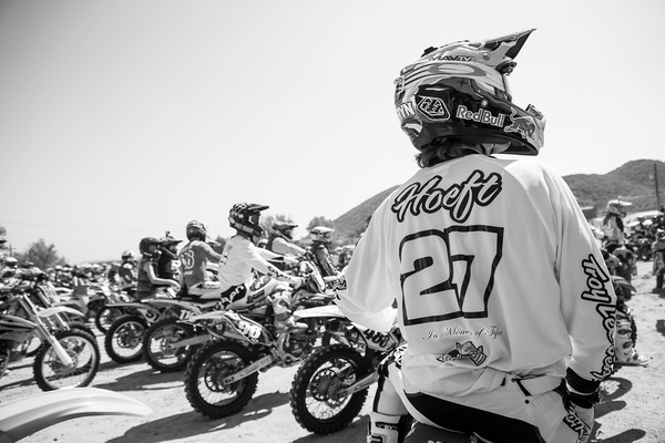 Tyler Hoeft | Memorial Ride Day