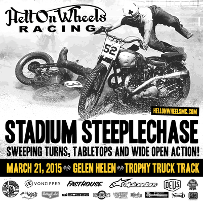 Hell on Wheels / Stadium Steeplechase