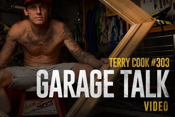 Garage Talk - #303 Terry Cook