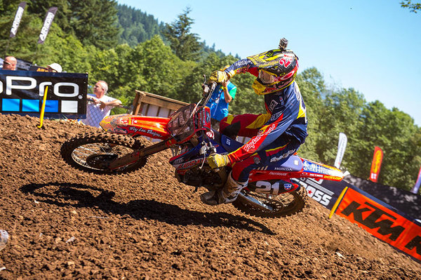 Troy Lee Designs Top Ten In Washington