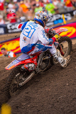 Troy Lee Designs Celebrates Independence Day at Red Bud  AMA Motocross - Buchanan, MI