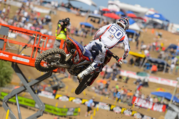 Jessy Nelson Shines in Sacramento for Team TLD / Lucas Oil / Honda