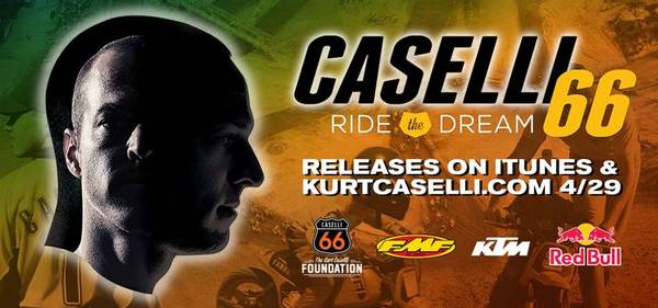 Caselli 66 Ride The Dream Debutes Tomorrow April 29th