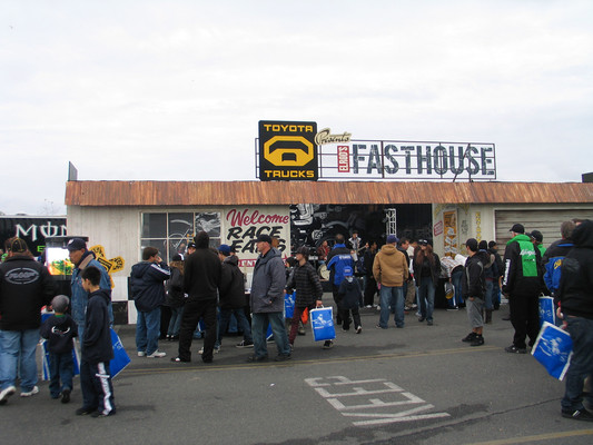 Throwback Thursday Fasthouse at Anaheim