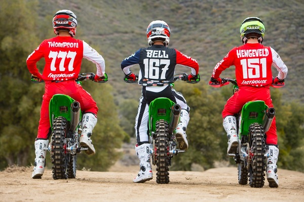 2019 Chaparral Motorsports/Precision Concepts/Kawasaki Team Shoot | Photos Of Factory Kawi Off-Road
