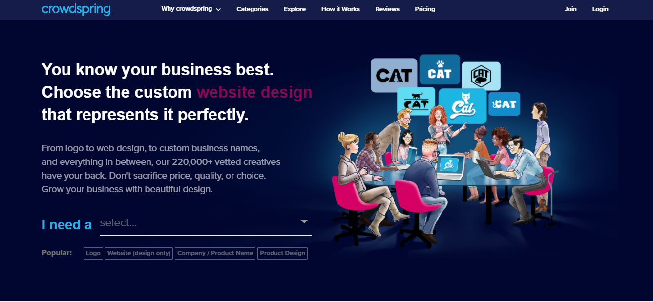 99designs Competitors: A Helpful Review For You To Choose Well