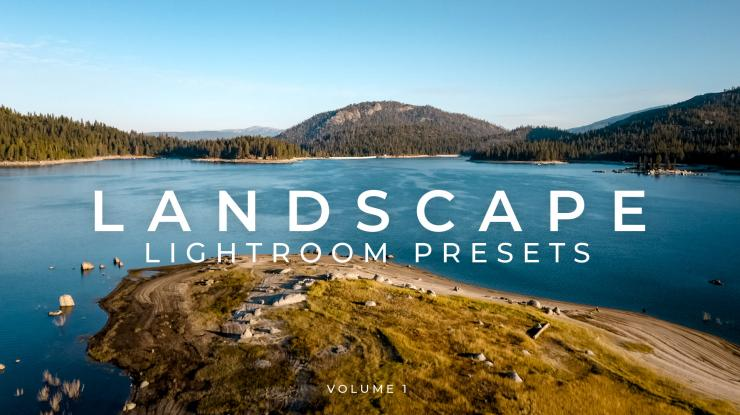 Landscape Lightroom Presets Volume 1