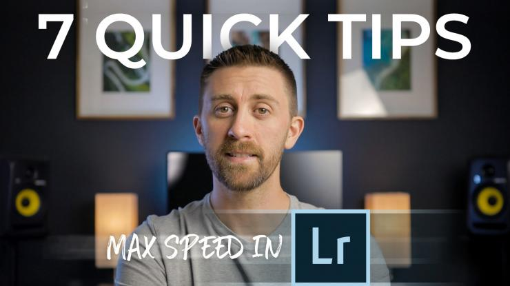7 Quick Tips to Speed Up Lightroom
