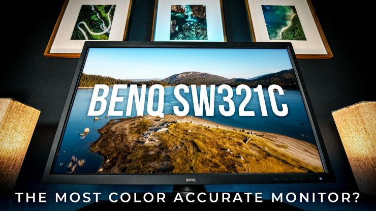 """BenQ SW321C Review 