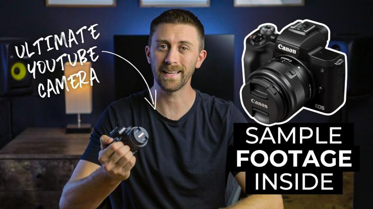 Canon M50 Review (The Ultimate Vlogging Camera?)