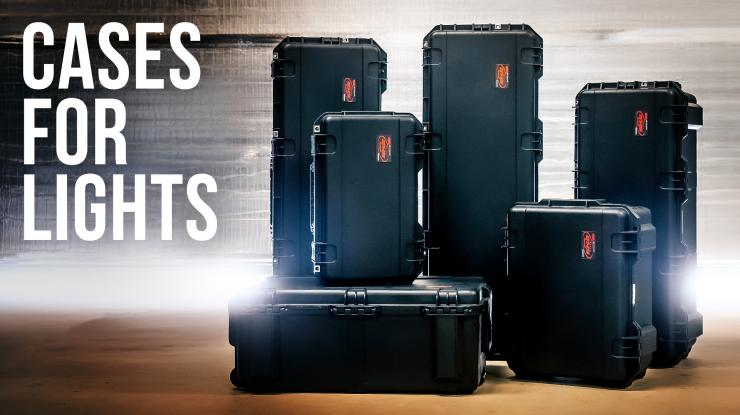 Best Cases for LED Lights (& Other Camera Gear) | SKB + Impact