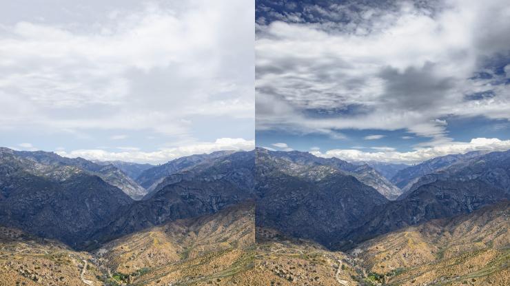 Enhance Sky in Photoshop