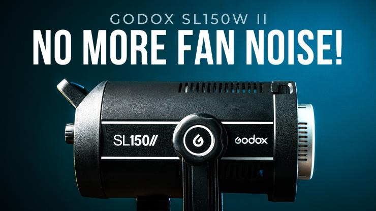Godox SL150W II Review & Comparison (They Fixed the Fan Noise!)