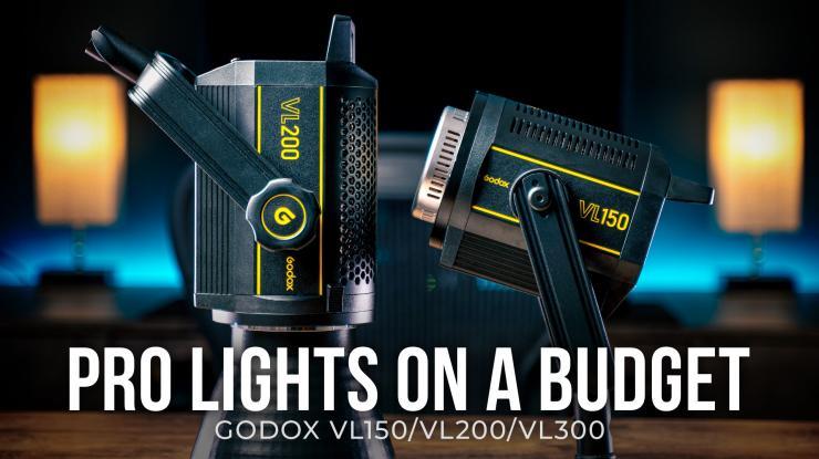 Godox VL150 Review | Pro LED Light at a Budget Price (Plus VL200 & VL300 Comparison)