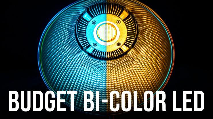 GVM G100W Review | Best Budget Bi-Color LED Video Light