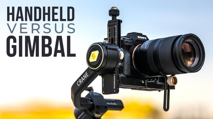 Is a GIMBAL Really WORTH IT? (Handheld Vs. Gimbal Footage feat. Zhiyun Crane 2S)