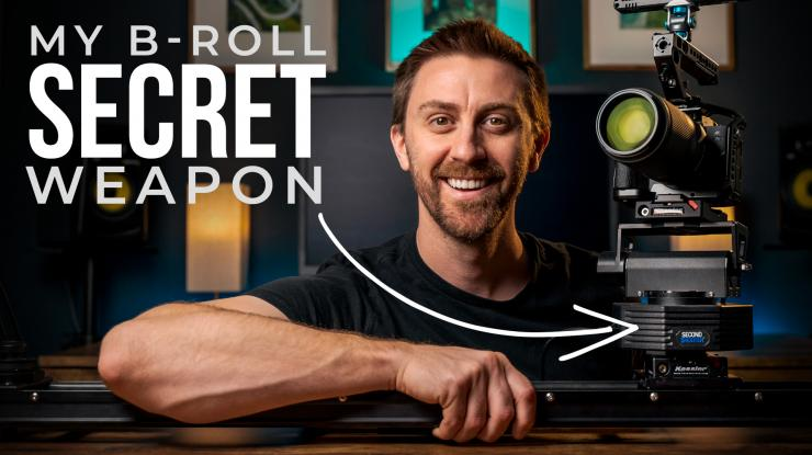 My B-Roll SECRET WEAPON (Kessler Second Shooter Pro & CineShooter Review)