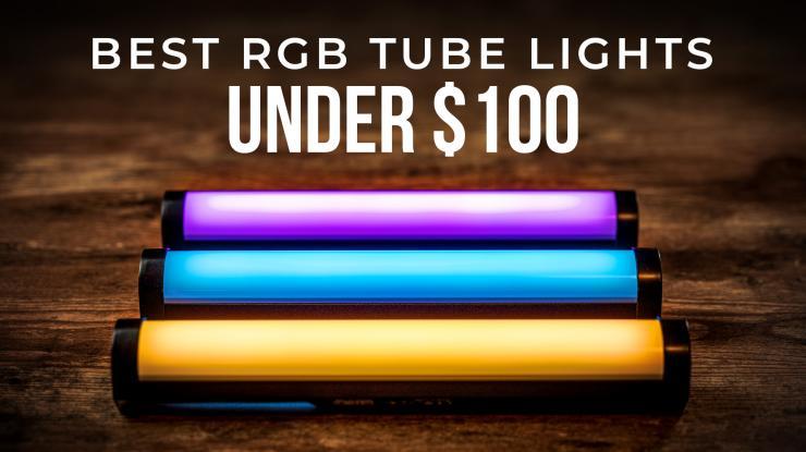 Nanlite Pavotube II 6C Review | Best RGB Tube Lights Under $100