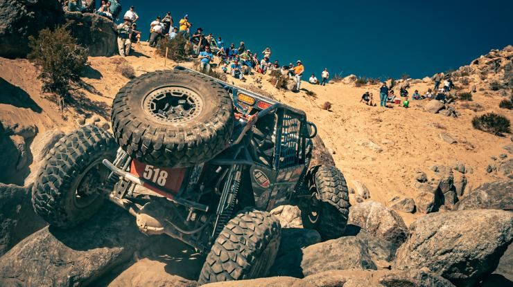 Rock Racing Action Photo Processing Workflow in Lightroom