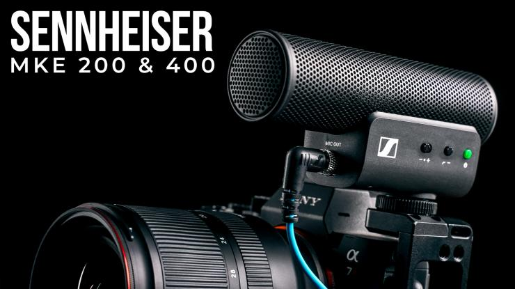 Sennheiser MKE 400 & MKE 200 Microphone Review   TOTALLY Worth Buying IF...