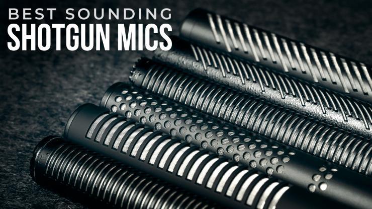 Shotgun Microphone Audio Comparison | Which Sounds Best? (Rode NTG5, Deity S-Mic 2, & More)