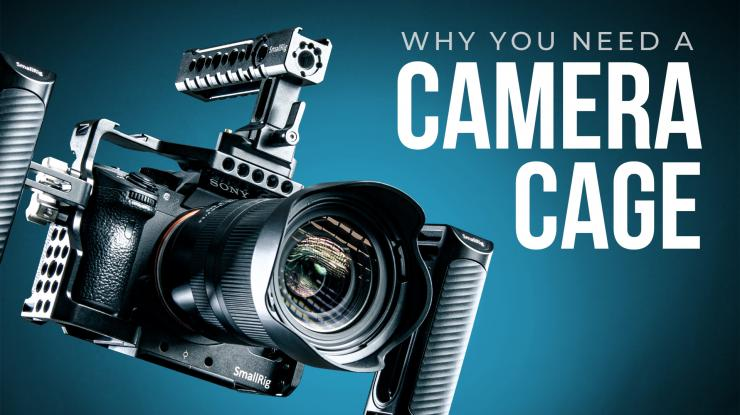 Why You NEED a Camera Cage (SmallRig Review for Sony a7III/a7R III)