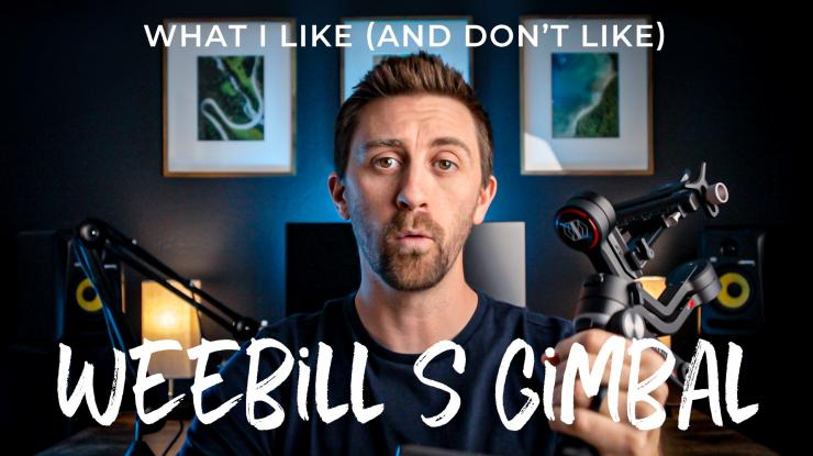 7 Reasons the Zhiyun Weebill S is the Best Gimbal for Creators (Plus 2 Things I Hate)